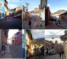 La Candelaria, Bogotà.