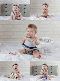 Photo ideas for 9 month old boy, photography, photo studio, 9 month pics, b Summer Baby Pictures, 6 Month Baby Picture Ideas Boy, 3 Month Old Baby Pictures, Milestone Pictures, Baby Boy Pictures, Little Boy Photography, Newborn Photography, Photography Ideas, 7 Month Old Baby