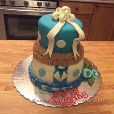 Clown Themed Birthday Cake for My Husband... Coolest Birthday Cake Ideas