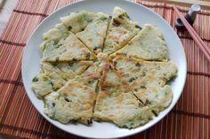Green Onion Pancake 蔥油餅