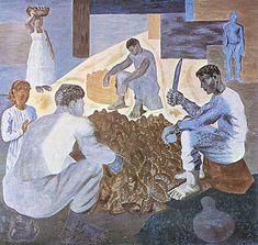 Cacau . candido protinari 1928