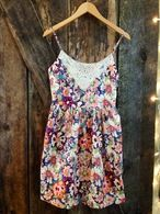 Adorable Tulle Floral Dress $58 www.bellafunkboutique.com