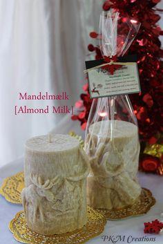 Palm Pillar - Mandelmælk, AU$16.00