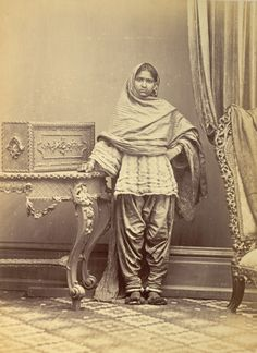 Pakistan 1870s