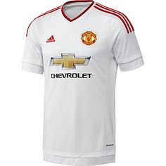 9c79a8204 adidas Manchester United Youth 15 16 Away Jersey - Goal Kick Soccer  Manchester United Youth