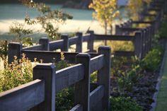 Giddiup Gallery - Post and Rail fence