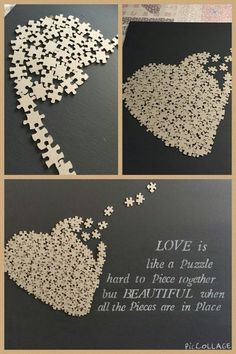 valentine decorations 473370610833606650 - Family as different as we all are we. valentine decorations 473370610833606650 - Family as different as we all are we fit together perfectly Source by Kids Crafts, Crafts To Make, Craft Projects, Arts And Crafts, Crafts For The Home, Kids Diy, Decor Crafts, Paper Crafts, Puzzle Piece Crafts