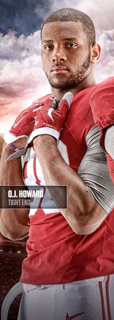 OJ Howard So proud of our Prattville, AL native. Wishing you so much continued success