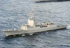 Image of the Almirante Juan de Borbon (F102)Air-Defense Frigate Warship