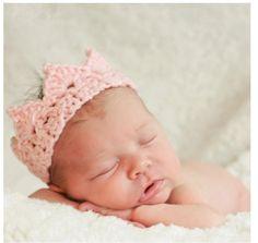 Aliexpress.comの から の中の送料無料新スタイルの王冠スタイルのベビー帽子のハンドメイドかぎ針編み新生児キャップ写真撮影の小道具