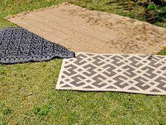 Consejo Airedefiesta.com para fiesta Ibiza: para crear un chill out cubre el césped con alfombras y cojines. #ideasparafiesta #ibicenco #fiestaibiza #chillout