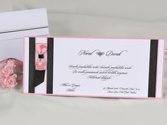 invitatie pentru nunta