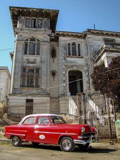 Santos Suárez: La mística Loma de Chaple y sus mansiones abandonadas (FOTOS) - CiberCuba