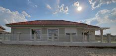 Casa pe parter in Corbeanca | CoArtCo House Foundation, Design Case, Architect Design, House Plans, Garage Doors, Construction, Outdoor Decor, Home Decor, South Africa