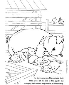 He Fills My Cup : Charlotte's Web Free Printable Coloring