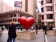 Union Square in San Fran :)