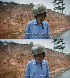 Vietnam Episode is one of my favorites...poor James.