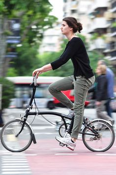 Primavera en bici x bcn