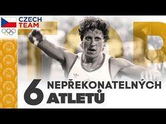 TOP: 6 nepřekonatelných atletických rekordů - YouTube Sport, Youtube, Movie Posters, Movies, Tops, Deporte, Films, Sports, Film Poster