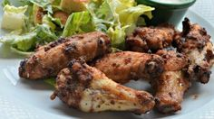 Baked Chicken Wings: These 5-ingredient, shake-and-bake wings have amassed hundreds of 5-star reviews at Allrecipes.
