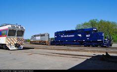 RailPictures.Net Photo: MEC 607 Pan Am Railways EMD SD40-2 at Waterville, Maine by Dan Nelson