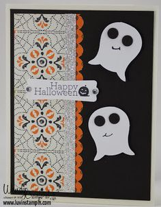 Halloween and Harvest Cards