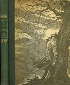 Wuthering Heights by Emily Brontë. Her only published book and a stunning achievement in my opinion. I've been to Haworth, Yorkshire and traversed the wild landscape that surrounded her as she wrote - it was pretty amazing, if freezing and heathery around my calves!
