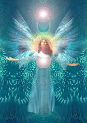 Angels use energy with love and kindness to bless us.