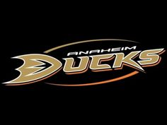 Anaheim Ducks - love these guys