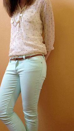 Pastel jeans<3