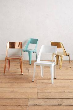 Slide View: 4: Spenser Stacking Chair