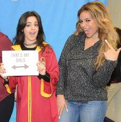 Camila and Dinah Jane, Caminah