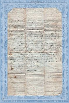 Tennessee Books & Photos: 1877 Deed, Duncan to Edmonds, Henry County, Tennessee