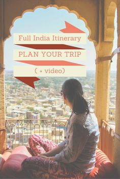 Two travelers share why they loved India so much with a short video that will give you goosebumps.   Also, their whole itinerary is written out in detail so you can see how they got from point A to point B