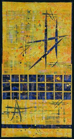 Katie Pasquini Masopust will be teaching at Art Quilt Tahoe in 2014!