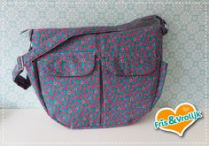 Luiertas, Lisa Lam, Tassen maken de vrouw! Diaperbag, Lisa Lam, A bag for all reasons!