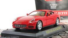 "Ferrari 612 Scaglietti 1:43 Altaya mod & mag№ ""Ferrari Collection #Altaya #Ferrari612Scaglietti"