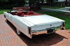 1971 Cadillac Fleetwood Eldorado Convertible