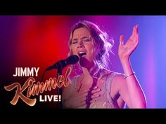 Joss Stone performs Molly Town on the Jimmy Kimmel show 7/22/15
