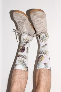MENS PINEAPPLE SOCKS | OLIVIA HEADPIECES Our new gift shop is live!