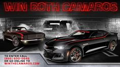 Camaro Dream Giveaway - Car Experts Christopher Phillip and Scott Hoke R. Dream Giveaway, 1967 Camaro, Muscle Cars
