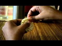 Making Badusha swirls.MOV