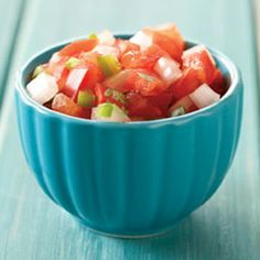 Diet and nutrition expert Joy Bauer shares her best weight loss tips, diet advice, and tips for losing weight this summer. Raw Food Recipes, Diet Recipes, Healthy Recipes, Diabetes Recipes, Yummy Recipes, Salad Recipes, Tomato Salsa Recipe, Healthy Snacks, Healthy Eating