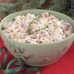 loaded potato salad...had this last night and it wasamazing