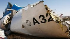 The wreckage of Metrojet Flight 9268 is seen in this image provided on Tuesday, November 3. International investigators are trying to determine why the Russian airliner crashed in Egypt's Sinai Peninsula, killing 224 people on Saturday, October 31.