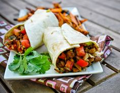 Jack Fruit Carnitas CleanGreenSimple. We ate a similar recipe in a restaurant this past weekend, and I am hoping these taste similar.