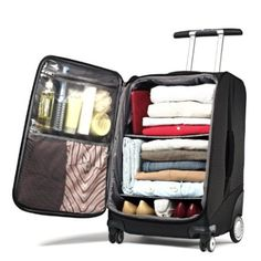Suitcase Packing Tips, Packing Tips For Vacation, Travelling Tips, Packing Tricks, Vacation Travel, Traveling, Pack Suitcase, Family Travel, Travel Packing Outfits