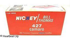 Camaro NICKEY SS-427 Bill Thomas 1967 $199.95