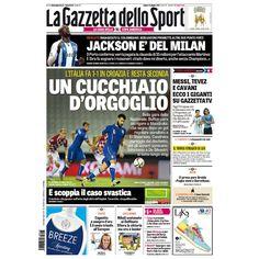 La Gazzetta dello Sport 13giu2015