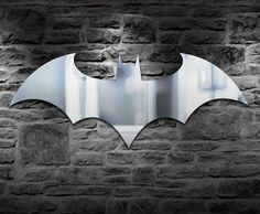 Batman fans can now be a bit more happy because of this cool and trendy Batman Logo Mirror.